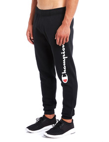 Champion VF Script Trackpants, Black product photo