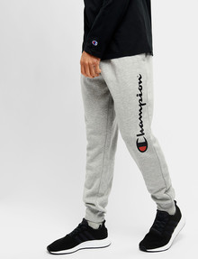 Champion VF Script Trackpants, Grey Marle product photo