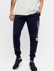 Champion VF Script Trackpants, Navy product photo
