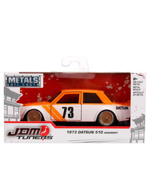 Nano Steel Metals JDM 1:32 Die Cast Car, Assorted product photo