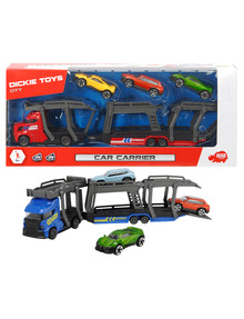 Dickie Car Carrier with Die Cast Cars product photo