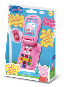 Peppa Pig Flip Phone product photo