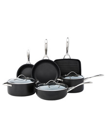 Baccarat iD3 Hard Anodised 6-Piece Cookset product photo