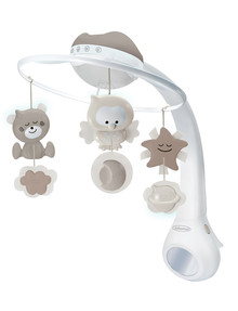 Infantino 3 in 1 Musical Mobile, Ecru product photo