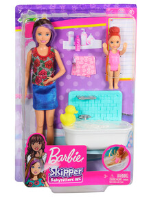 Barbie Sister Babysitter Playset product photo