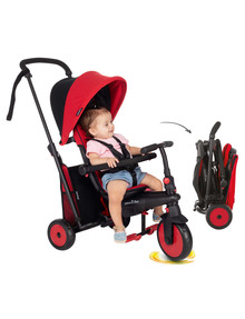 Smart Trike STR3 6-In-1 Trike, Red product photo