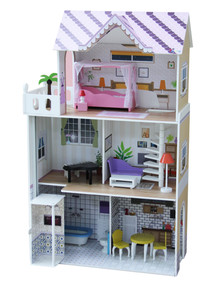 Doll House with Furniture product photo
