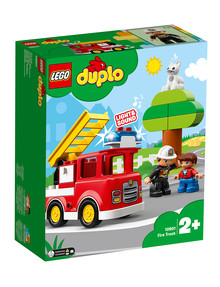 Lego Duplo Town Fire Truck 10901 product photo