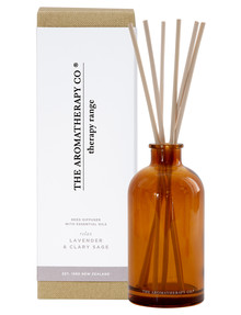 The Aromatherapy Co. Therapy Diffuser Relax, Lavender & Clary Sage product photo