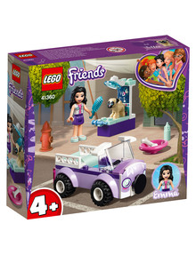 Lego Friends Emma's Mobile Vet Clinic 41360 product photo