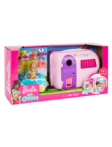 Barbie Chelsea Camper product photo