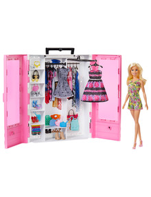 Barbie Ultimate Closet With Doll product photo