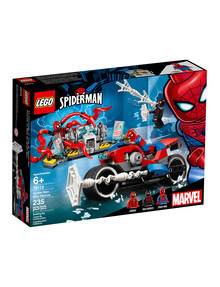 Lego Spiderman Spider-Man Bike Rescue 76113 product photo