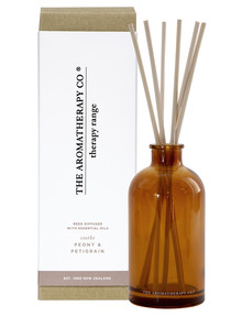 The Aromatherapy Co. Therapy Diffuser Soothe, Peony & Petigrain product photo