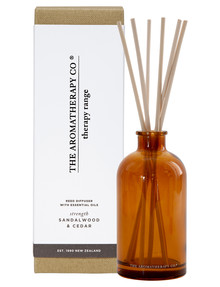 The Aromatherapy Co. Therapy Diffuser Strength, Sandalwood & Cedar product photo