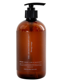 The Aromatherapy Co. Therapy Hand & Body Wash, Sweet Lime & Mandarin product photo