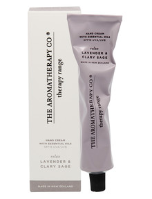 The Aromatherapy Co. Therapy Hand Cream, Lavender & Clary Sage product photo