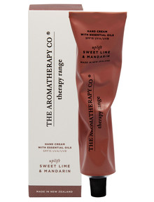 The Aromatherapy Co. Therapy Hand Cream Uplift, Sweet Lime & Mandarin product photo