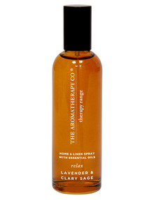 The Aromatherapy Co. Therapy Linen & Room Spray, Lavender & Clary Sage product photo