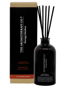 The Aromatherapy Co. Therapy Kitchen Diffuser, Mandarin Mint & Basil product photo