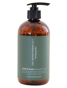 The Aromatherapy Co. Therapy Garden Hand & Body Wash - Wild Mint & Lime product photo