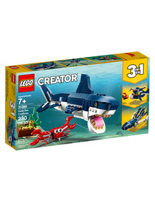 Lego Creator Deep Sea Creatures 31088 product photo