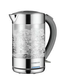 Kambrook Glass Kettle, KKE760CLR product photo