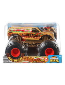 Hotwheels Monster Trucks 1:24, Assorted product photo