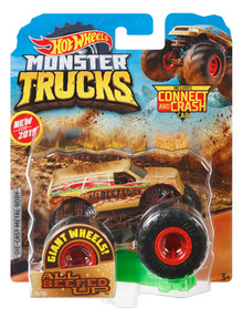 Hot Wheels Monster Trucks 1:64, Assorted product photo