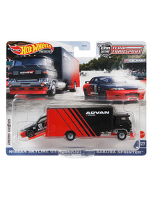 Hot Wheels Team Transport Collection Vehicles, Assorted product photo