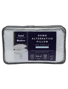 Sleepyhead Hotel Collection Down Alternative Pillow, Medium product photo