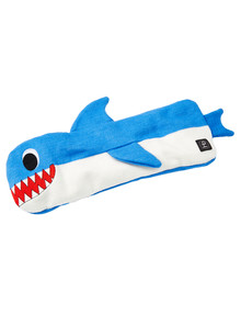 Hotbotts Long Heat Bag Shark, 40x15cm, Blue product photo