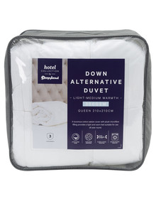 Sleepyhead Hotel Collection Down Alternative Duvet Inner product photo