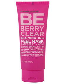 Formula 10.0.6 Be Berry Clear Peel Mask, 100ml product photo