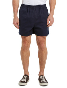 Chisel Rugger Short, Navy product photo