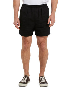 Chisel Rugger Short, Black product photo