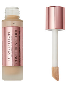 Makeup Revolution Conceal & Define Foundation product photo