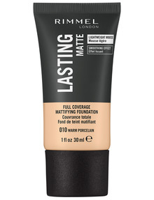Rimmel Lasting Finish Matte Foundation product photo