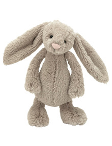 Jellycat Bashful Beige Bunny, Small product photo