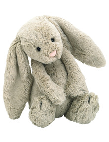 Jellycat Bashful Beige Bunny, Medium product photo