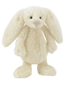 Jellycat Bashful Cream Bunny, Small product photo