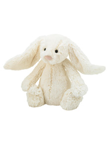 Jellycat Bashful Cream Bunny, Medium product photo