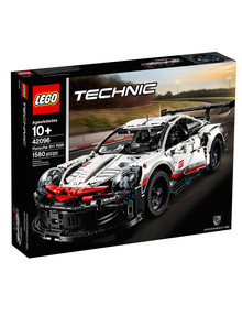 Lego Technic Porsche 911 RSR, 42096 product photo