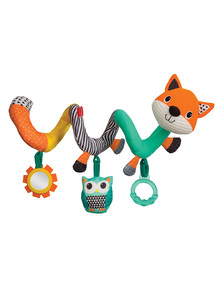 Infantino Spiral Activity Toy, Fox product photo
