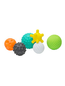 Infantino Textured Multi Ball Set product photo