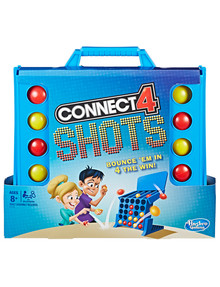 Hasbro Games Connect 4 Shots product photo