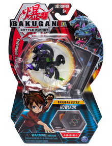 Bakugan Ultra Ball 1 Pack, Assorted product photo