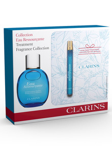Clarins Eau Ressourcante Treatment Fragrance Collection product photo
