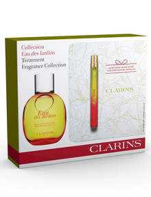 Clarins Eau des Jardins Treatment Fragrance Collection product photo