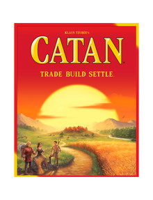 Games Settlers of Catan Game product photo